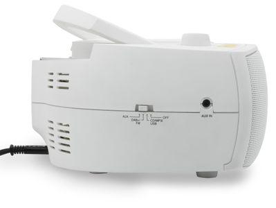 Soundmaster SCD1500WE - Stereo DAB+ UKW-PLL Radio mit CD-MP3 Spieler – Bild 4