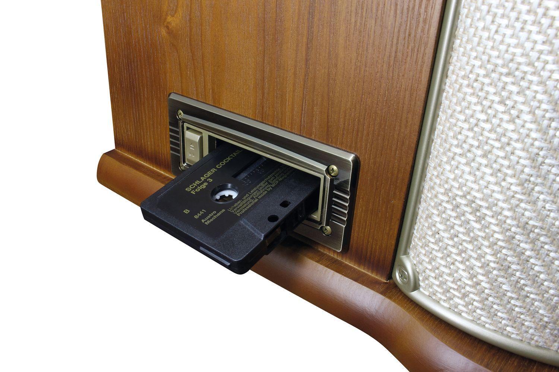 soundmaster nr546be nostalgie stereo dab ukw digitalradio. Black Bedroom Furniture Sets. Home Design Ideas