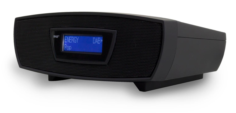 soundmaster urd480sw dab ukw digitaluhrenradio mit cd mp3. Black Bedroom Furniture Sets. Home Design Ideas
