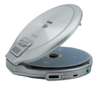 Soundmaster CD9220SI CD/MP3-Player mit Akkulade- und Resume-Funktion – Bild 2