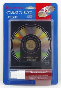 Soundmaster CD3 - Compact-Disc-Cleaner