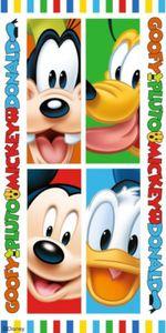 Handtuch \ Strandtuch \ Badetuch mit verschiedenen Disney Charakteren