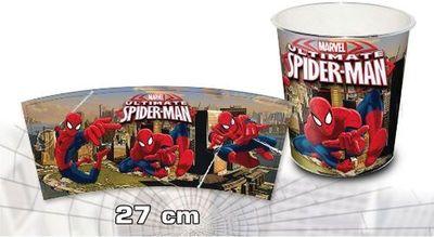 Marvel Spiderman Papierkorb / Mülleimer