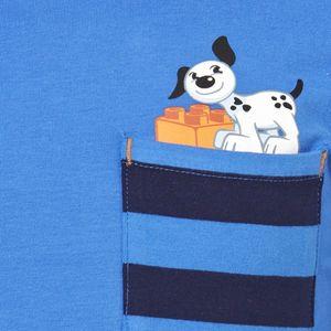 LEGO WEAR (Lego Duplo) Shirt/ Langarmshirt Tod 607 in blau – Bild 3