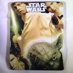 Star Wars Bilderrahmen mit Yoda Motiv 001