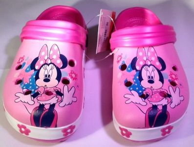 Disney Minnie Mouse Clogs