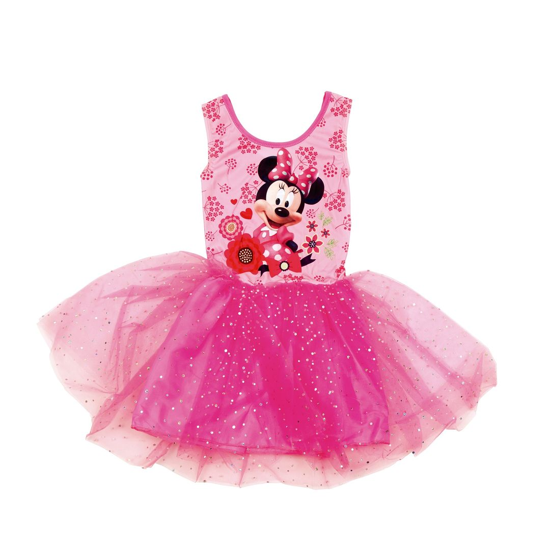 1214b0a7933587 Disney Minnie Mouse Ballett Kleid, Ballett Tutu Lizenzwelt Kleidung ...