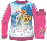 Jogging Suit with Disney Frozen theme, pink 001