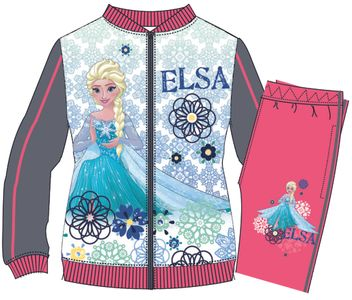 Jogging Suit with Frozen theme