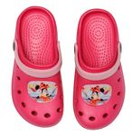 Disney Minnie Mouse Clogs / Hausschuhe in pink 001