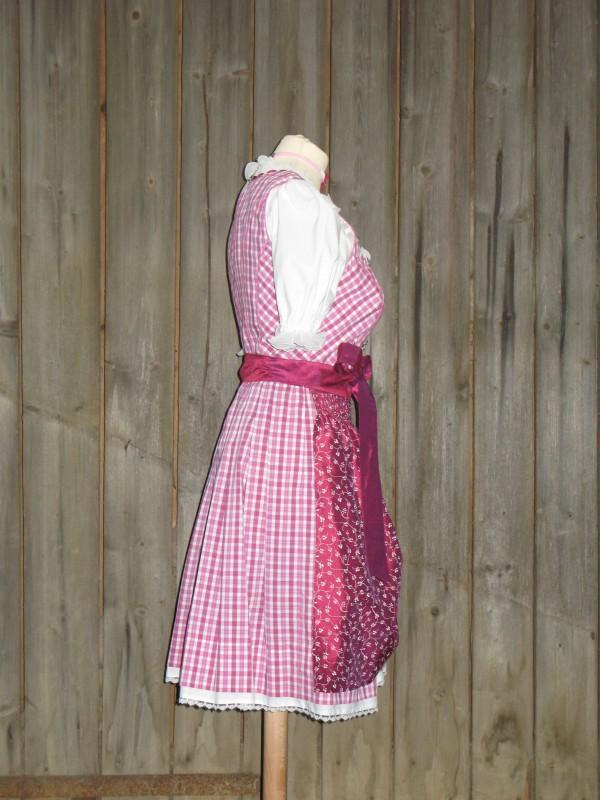 Spieth Wensky Damen Dirndl fuchsia pink Gr. 32 - 44 – Bild 4