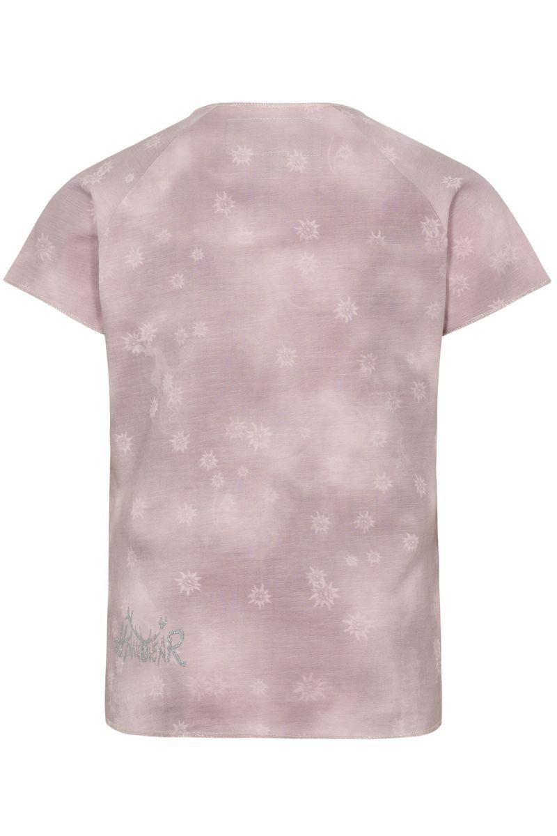Hangowear Trachtenshirt Kindershirt rosa Mädl Power T-Shirt Gr 98 - 152 – Bild 2