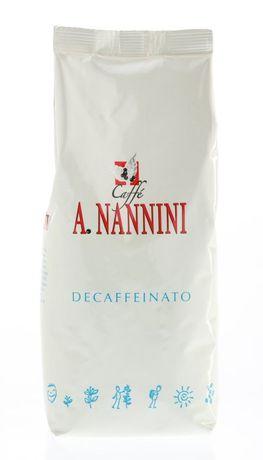 Caffé A. Nannini | Decaffeinato | 500g. | Bohnen