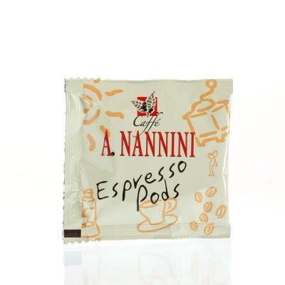 Caffé A. Nannini | Classica Tradizione | E.S.E.-Pads | 150 Stück. á 7 g,