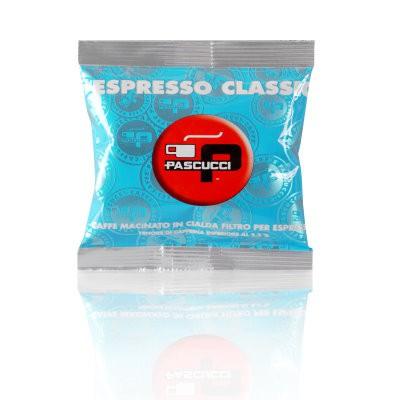 Pascucci | Classic Caffé E.S.E.-Pads | 100 stück á 7 g..
