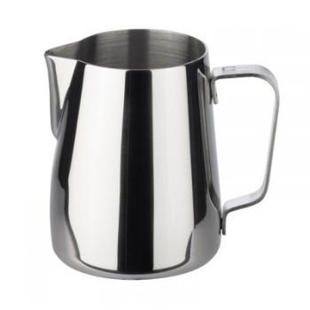 Joe Frex | Milchkännchen Edelstahl | 0,59 Liter