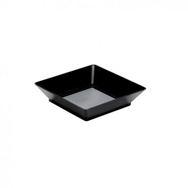 Black 65mm Small Plate x 25