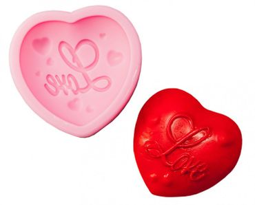 Silicone Mould - Love – image 2