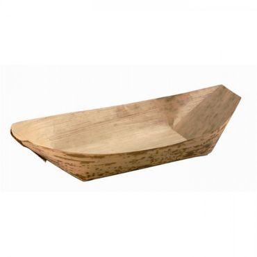 21cm Bamboo Leaf Boat x 100