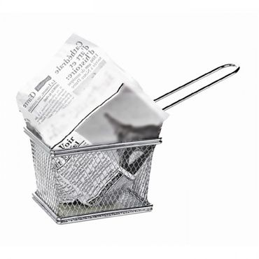 Fryer Basket - 105mm x 85mm x 65mm