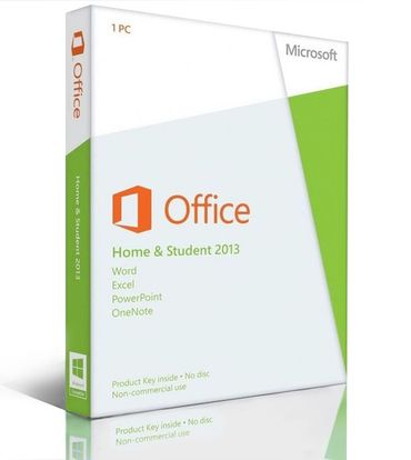Microsoft Office 2013 Home & Student • DE & Multilingual • TEL. Aktivierbar • Download – Bild 1
