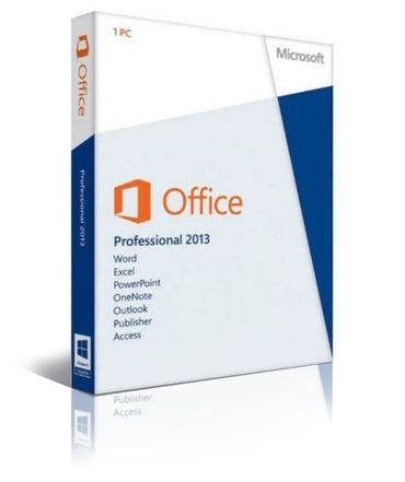 Microsoft Office 2013 PRO • DE & Multilingual • TEL. Aktivierbar • Download