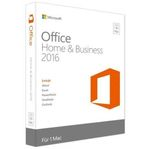 MAC • Ms Office 2016 Home & Business • DE & Multilingua • Vollversion • Produkt Key 001