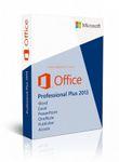 Microsoft Office 2013 Pro Plus 1 PC-Lizenz • DE & Multilingual • ONLINE-Aktivierung 001