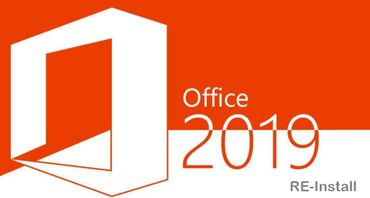RE-Install • Microsoft Office 2019 Pro Plus • 1 PC-Lizenz • DE & Multilingual – Bild 1
