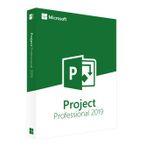 Microsoft PROJECT 2019 Professional • DE & Multilingual • ONLINE-Aktivierung • Download • Vollversion 001