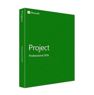 Microsoft PROJECT 2016 Professional • DE & Multilingual • ONLINE-Aktivierung • Download • Vollversion – Bild 1