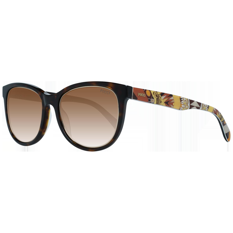 Emilio Pucci Sunglasses EP0027 56F 53 Brown