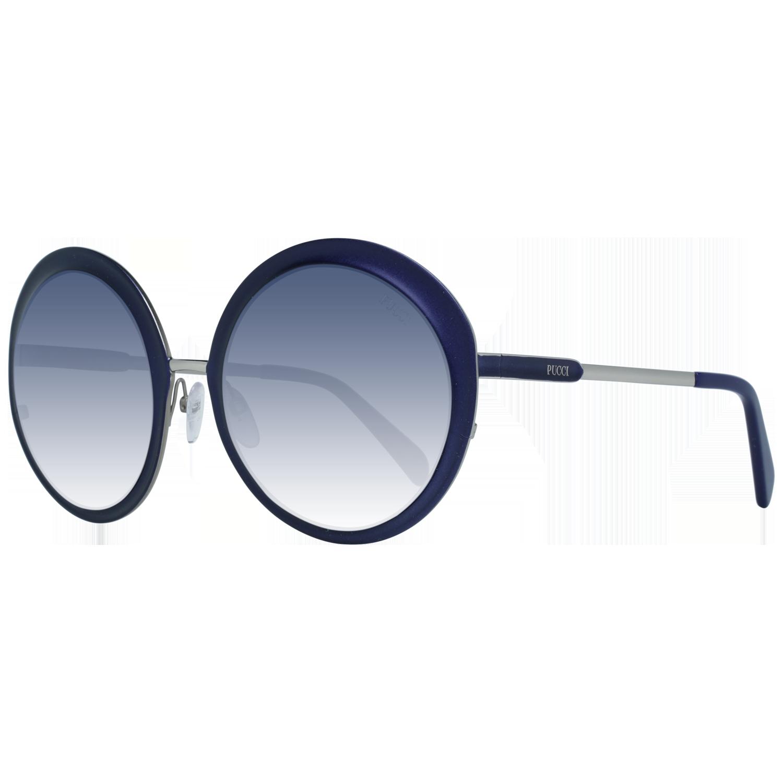 Emilio Pucci Sunglasses EP0038 90B 57 Purple