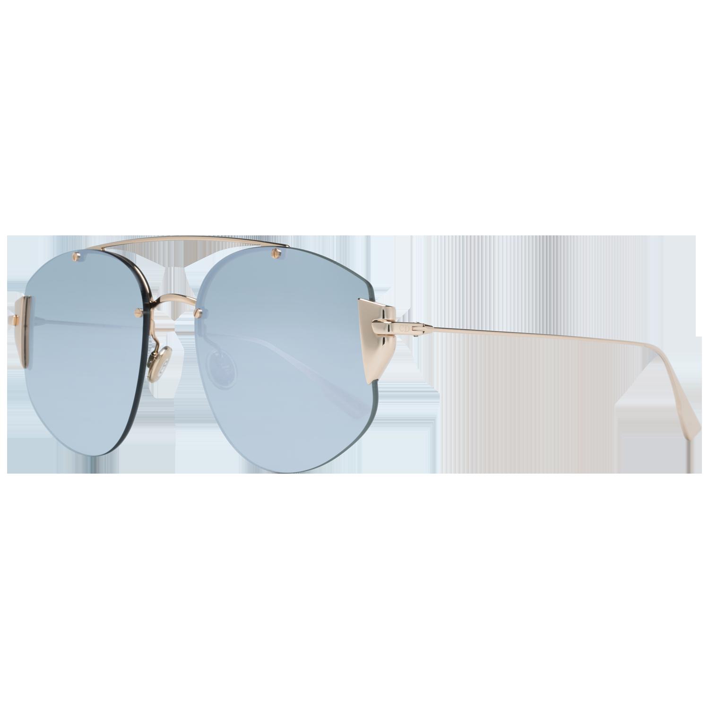 Christian Dior Sunglasses Diorstronger 000 DC 58 Gold