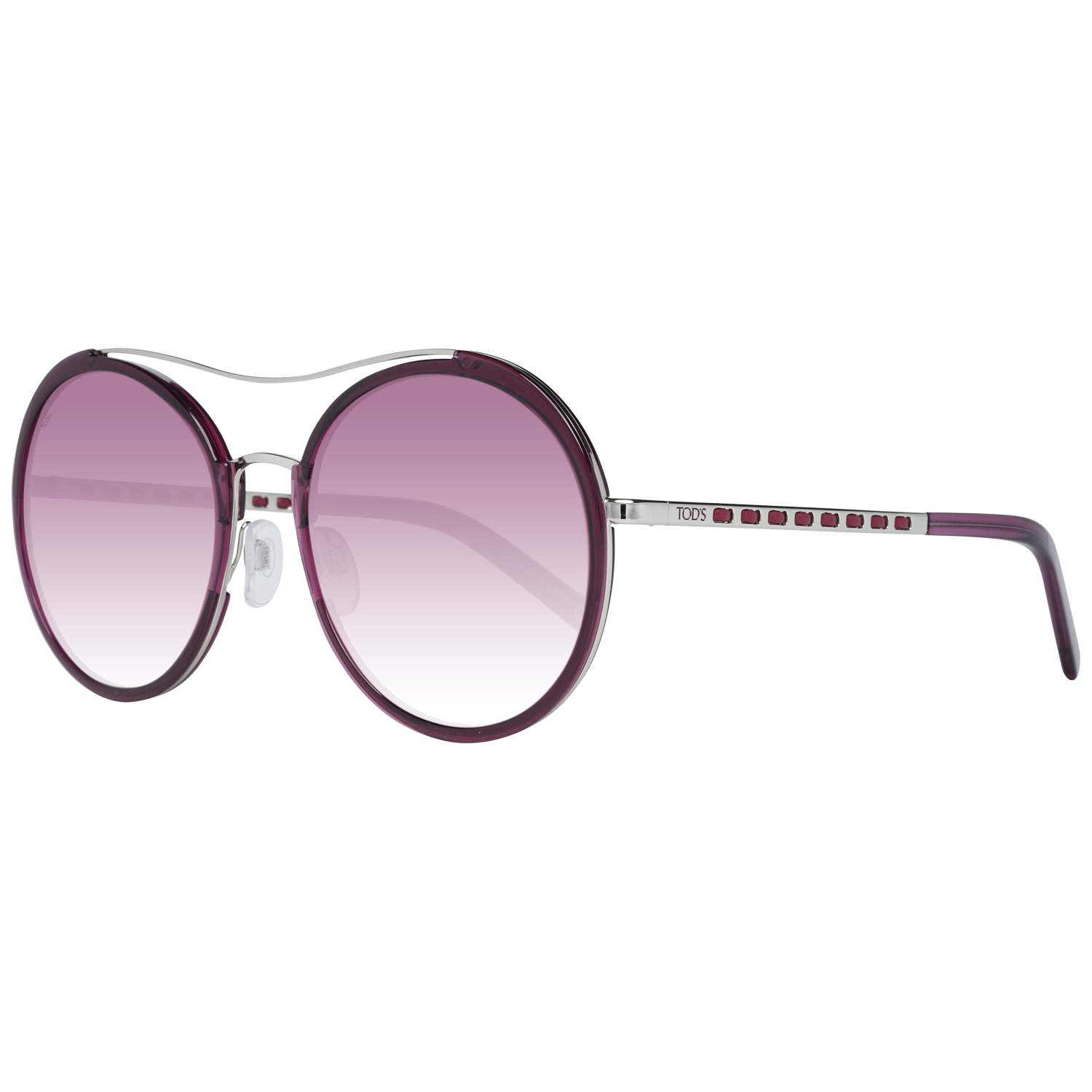 Tods Sunglasses TO0238 74Z 57 Purple