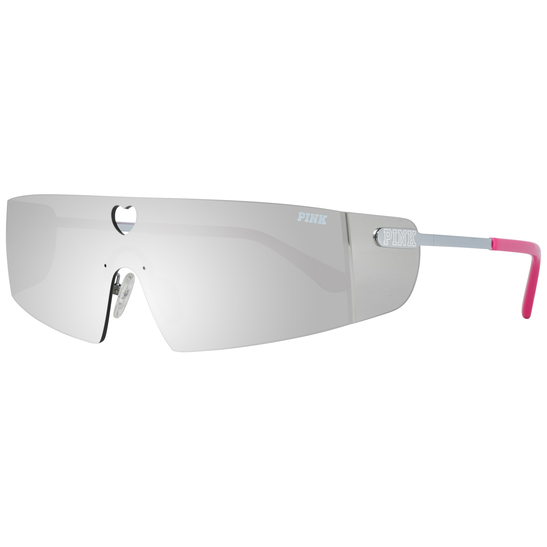 Victoria's Secret Pink Sunglasses PK0008 16C 00 Silver