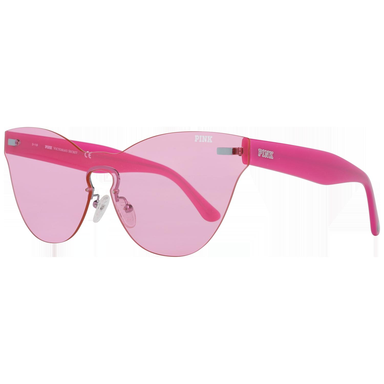 Victoria's Secret Pink Sunglasses PK0011 72Z 00 Pink