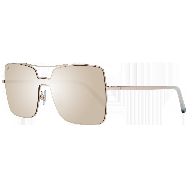 Web Sunglasses WE0201 28G 00 Gold