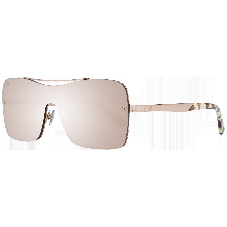 Web Sunglasses WE0202 34G 00 Rose Gold