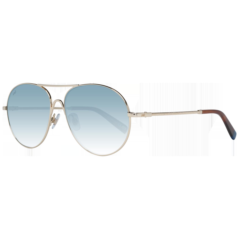 Web Sunglasses WE0237 32W 58 Gold