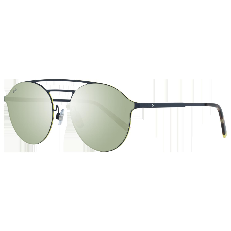 Web Sunglasses WE0249 92Q 58 Black