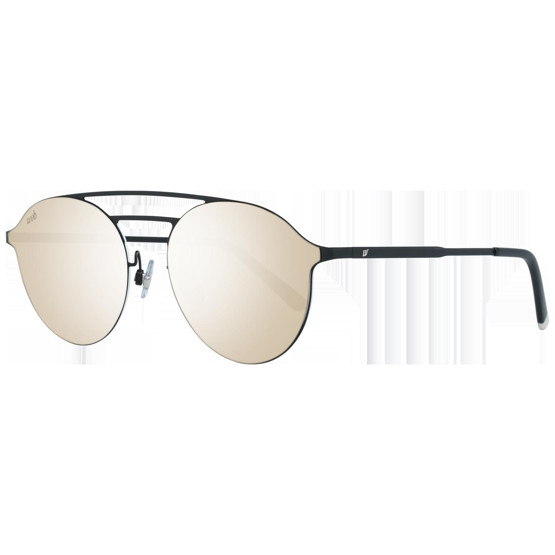 Web Sunglasses WE0249 02G 58 Black