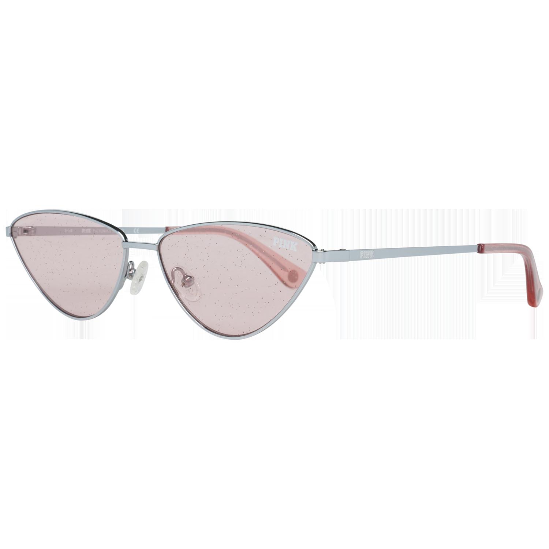 Victoria's Secret Pink Sunglasses PK0007 16Z 59 Silver