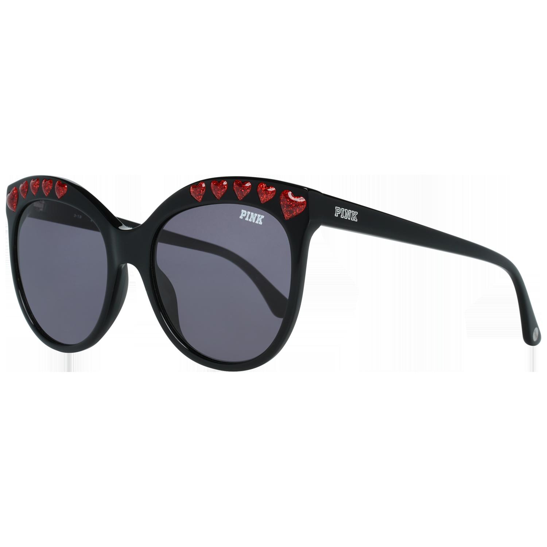 Victoria's Secret Pink Sunglasses PK0009 01A 57 Black