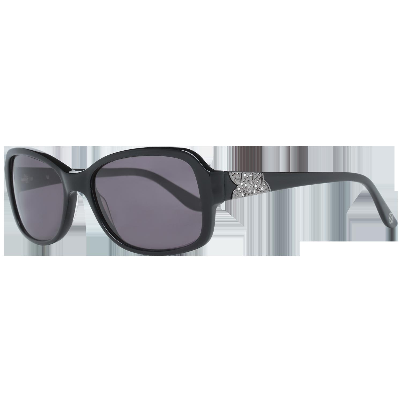 Harley-Davidson Sunglasses HD0300X 56 01A Black