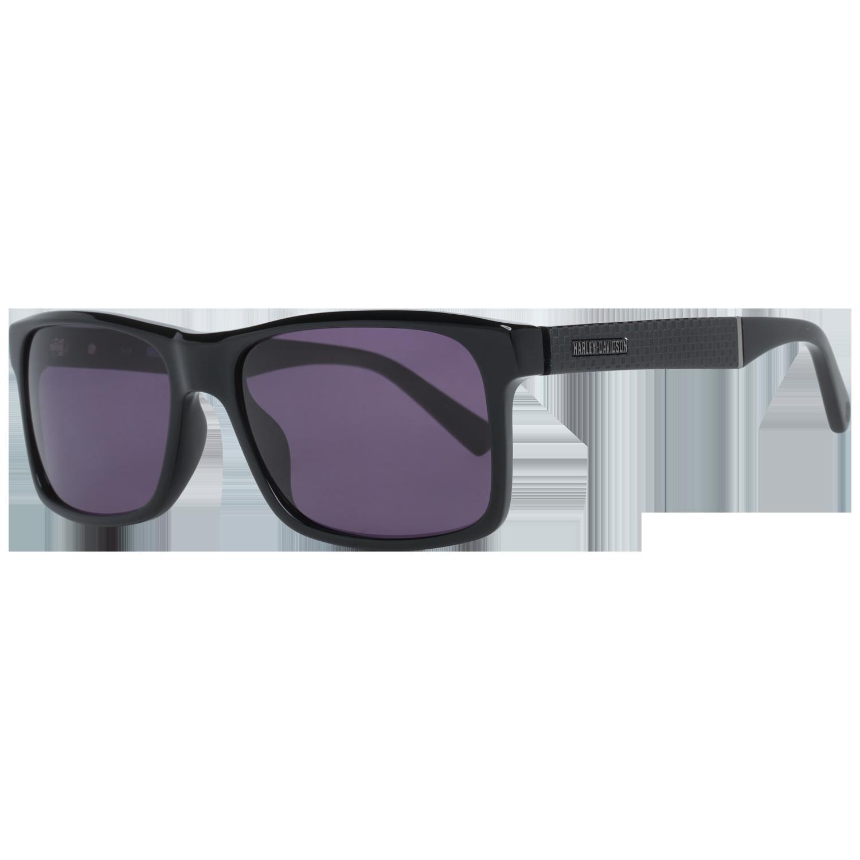 Harley-Davidson Sunglasses HD0918X 57 01A Black