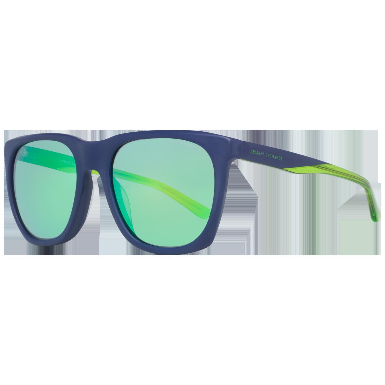 Armani Exchange Sunglasses AX4085SF 82853R 56 Blue