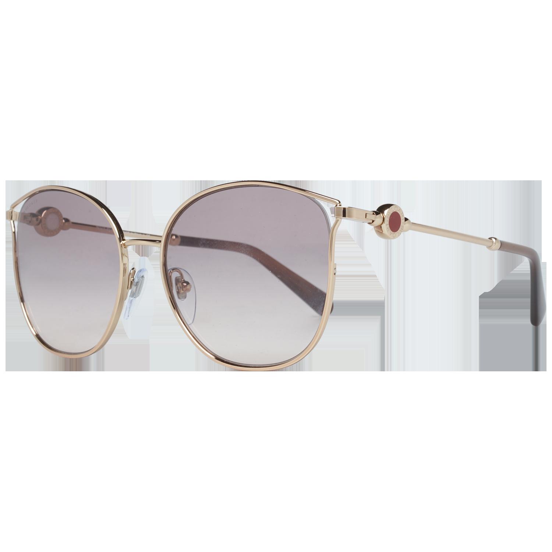Bvlgari Sunglasses BV6114 20143B 55 Rose Gold