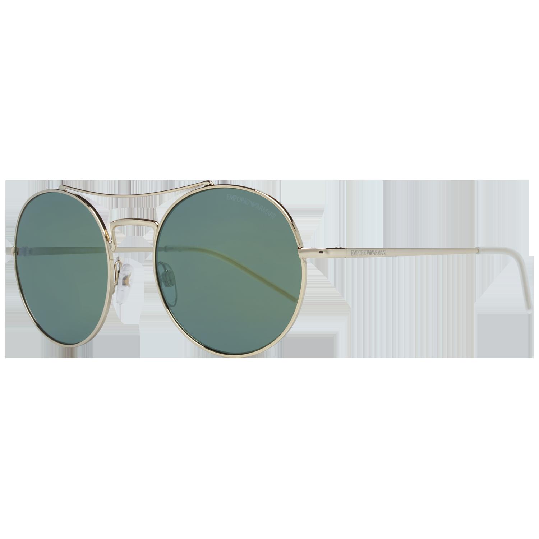 Emporio Armani Sunglasses EA2061 30136R 52 Silver