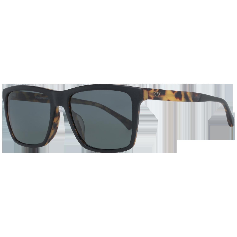 Emporio Armani Sunglasses EA4117F 570187 57 Brown